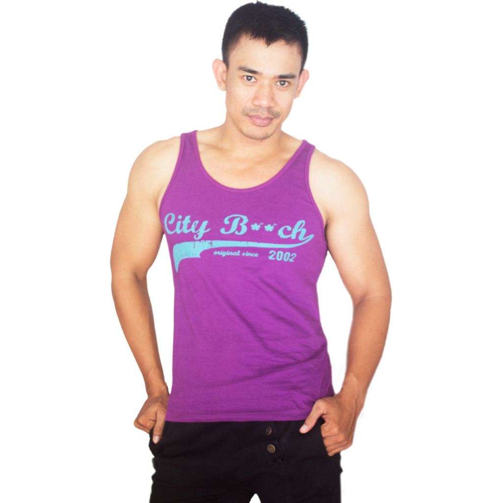 SLIM FIT SUPERBEACH PURPLE