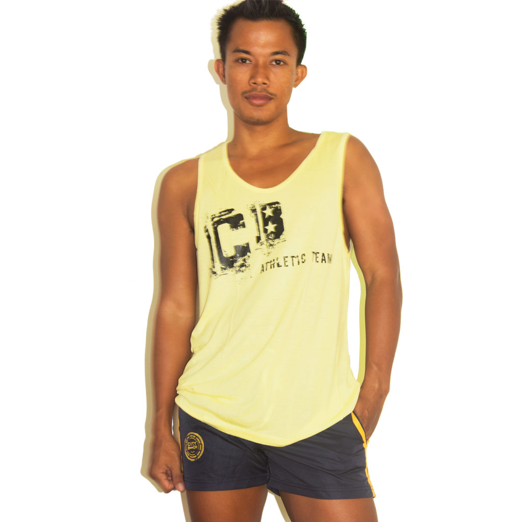 LOOSE STYLE CB SOFT YELLOW